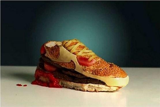 مدل کفش های زیبا و خوردنی